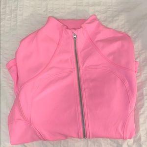 LULULEMON - Size 12 Pink Athletic Jacket